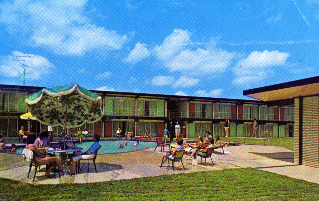 Postcard for Toro Hills Motel