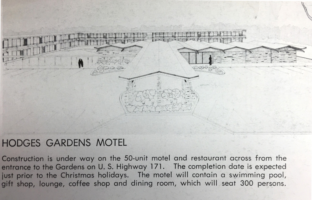 Plans announced for Hodges Gardens Motor Inn