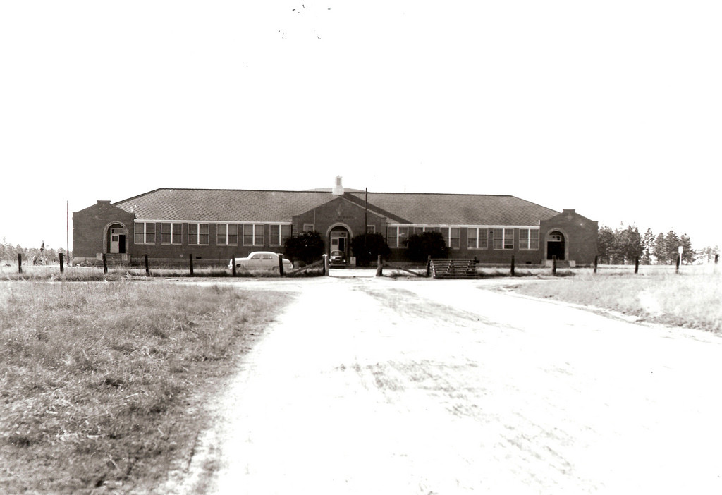 Call School, From the collection of Mr. D.T. Kent, Kirbyville, Texas
