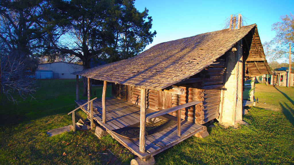 Burk's Log Cabin